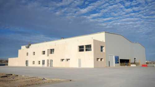 Capannone industriale Tenaris Kazakistan