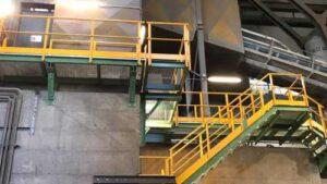Impianto acciaierie Brescia